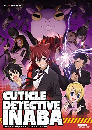 Cuticle Detective Inaba Complete Collection