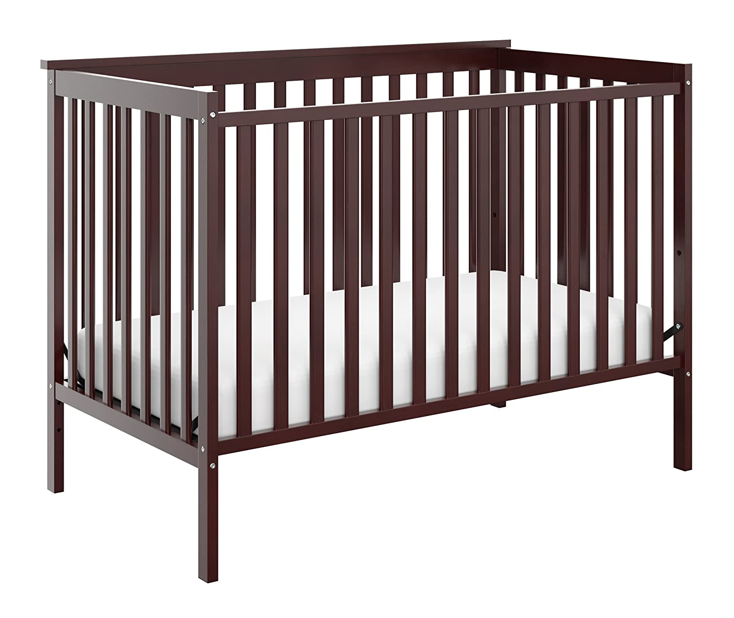 Baby bed hs code - Amazon Com Stork Craft Sheffield Fixed Side Convertible Crib Espresso Baby