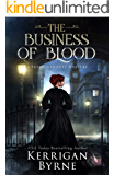 The Business of Blood (A Fiona Mahoney Mystery Book 1)