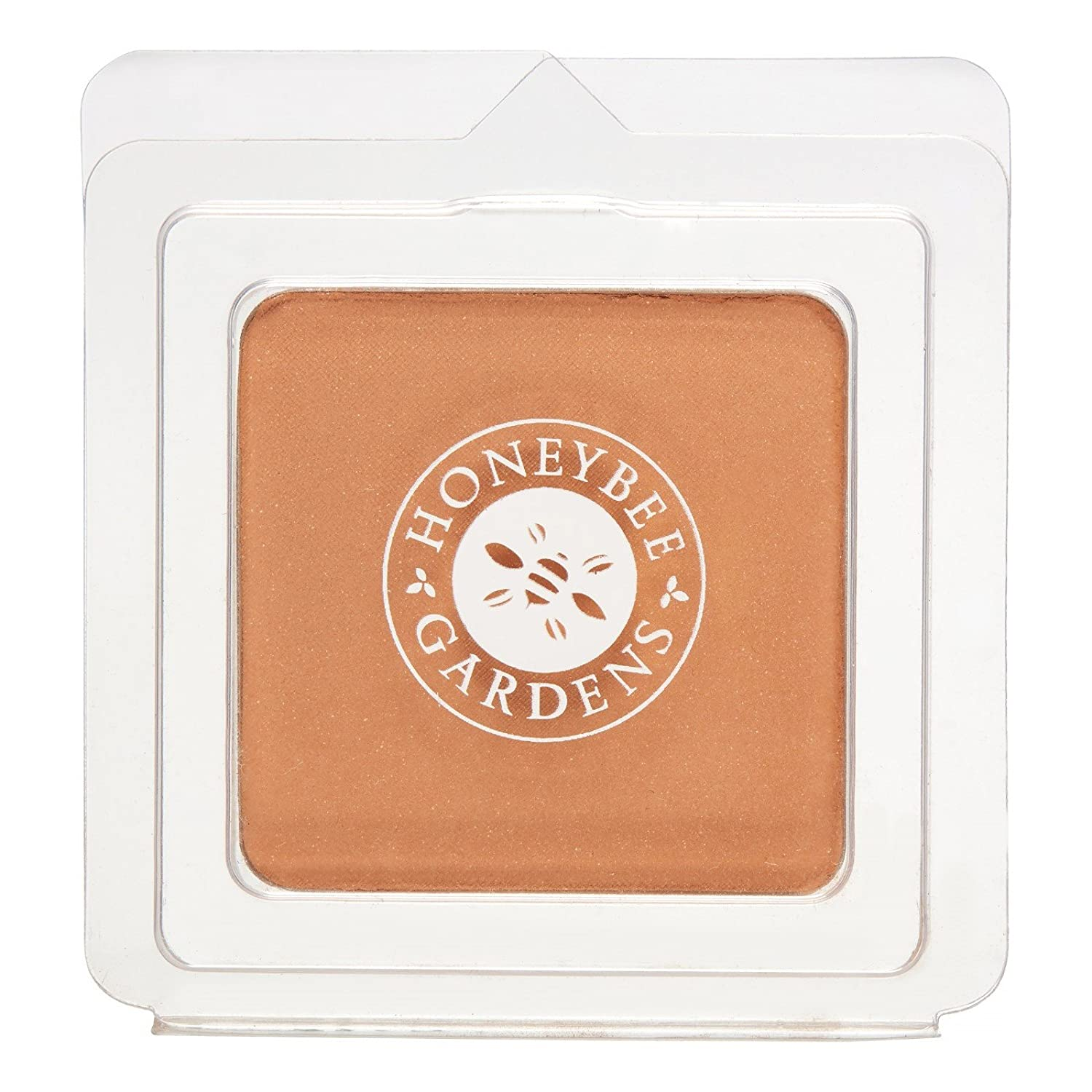 Honeybee Gardens Pressed Mineral Powder Foundation Refill, Sundance