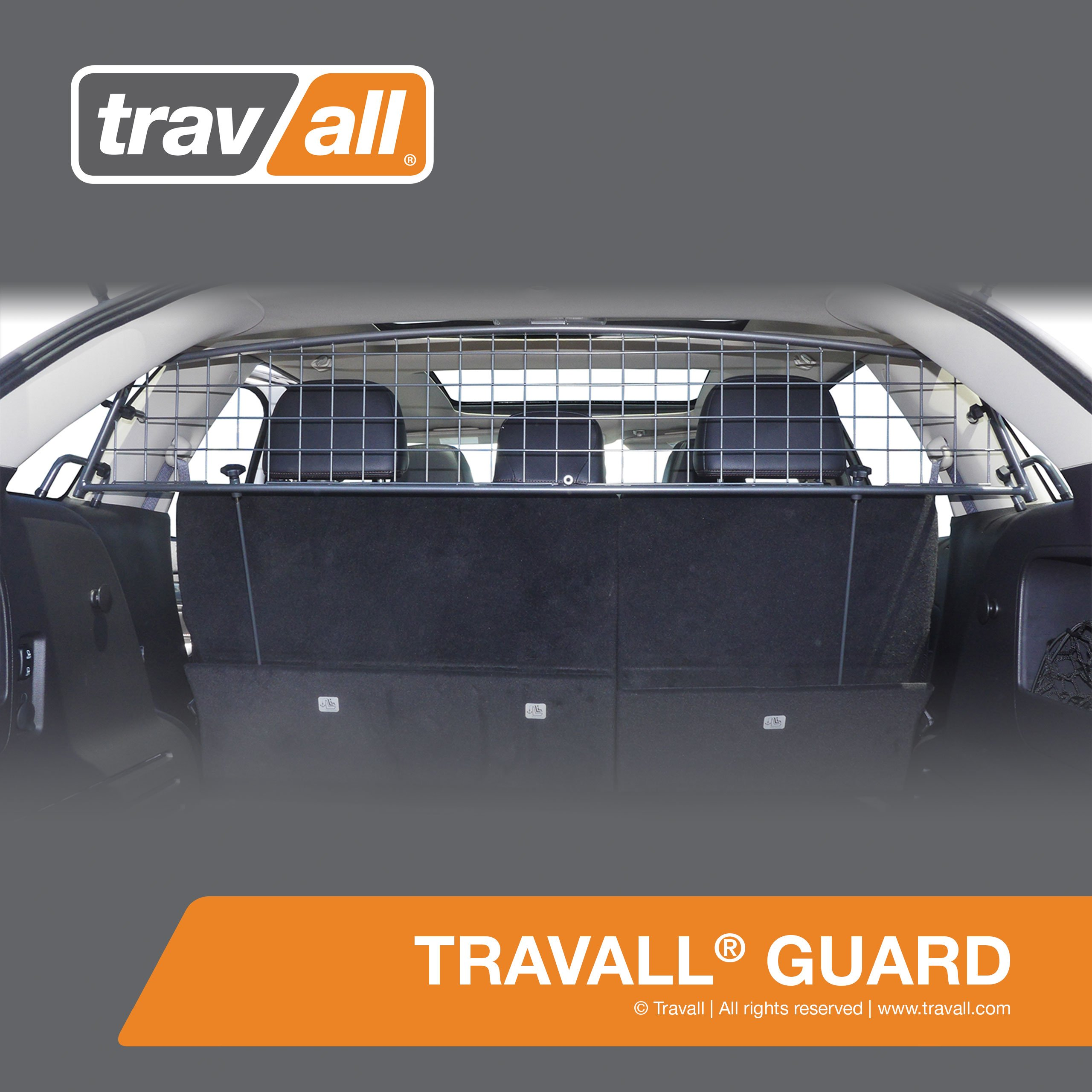 FORD Edge LINCOLN MKX Pet Barrier (2010-2014) - Original Travall Guard TDG1436