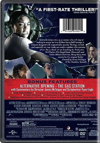 Amazon com: Breaking In: Gabrielle Union, Billy Burke