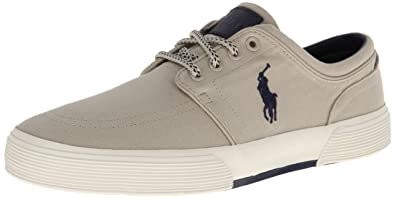 polo ralph lauren shoes faxon low sneaker yellowing skin during