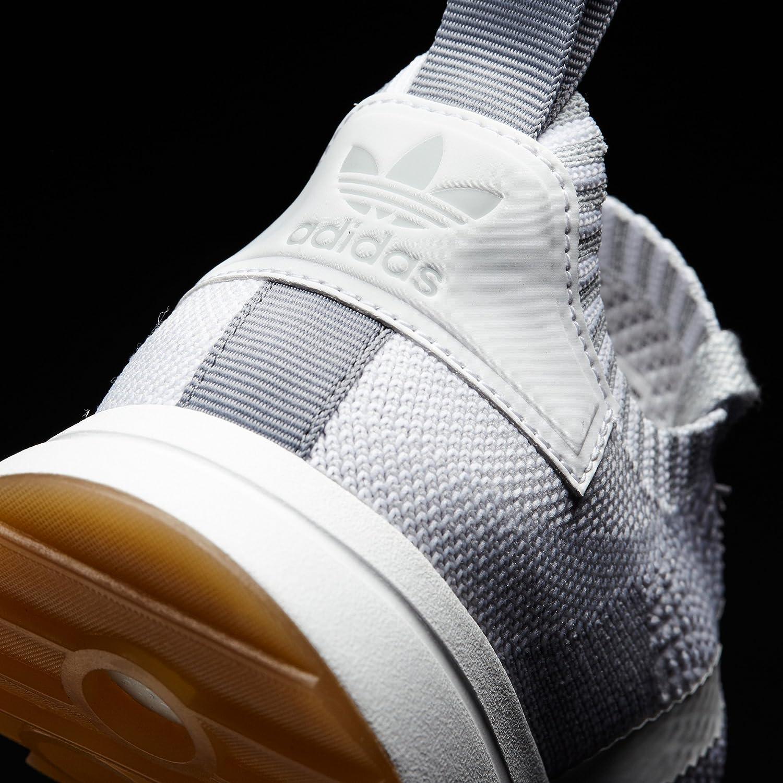 Adidas Primeknit Flashback FLB Bianco e Verde, Scarpe Scarpe Verde, da Corsa per Le Donne, Sneaker, Bianco e Verde White/Clear Grey d01419