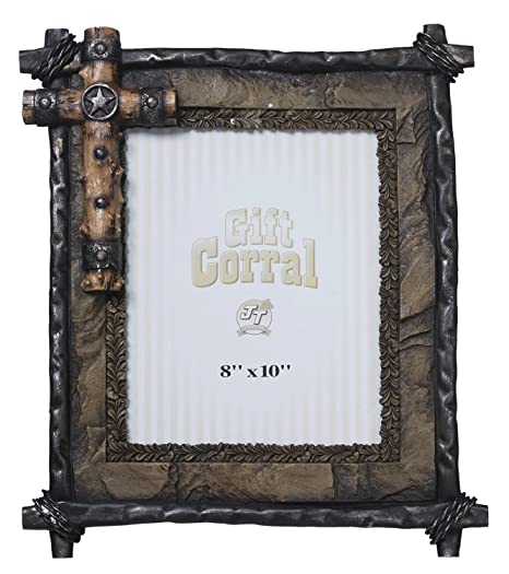Amazoncom Western Cross Frame 8x10 Sports Outdoors