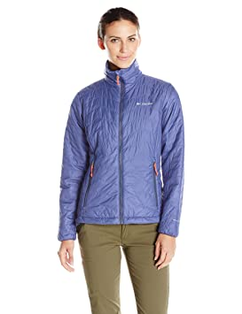 Columbia Chaqueta de mujer Tumalt Creek, Bluebell / Nocturnal, X-Large: Amazon.es: Deportes y aire libre