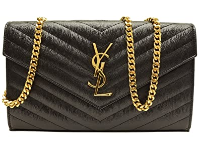 premium selection 35c28 01c89 Amazon | (サンローラン) SAINT LAURENT YSL イブサンローラン ...