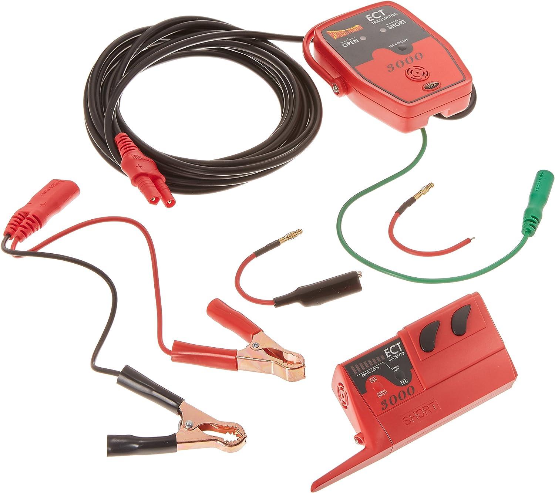 Power Probe ppect3000b Rojo probador de circuitos electrónicos