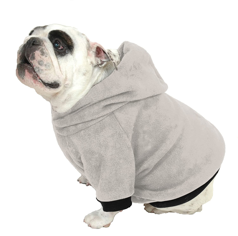 Amazon Plus Size Pups English Bulldog Dog Sweatshirt Beefy
