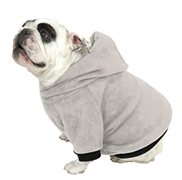 Plus Size Pups English Bulldog Dog Sweatshirts , Sizes Beefy and Bigger  Than Beefy with More Than 20 Fleece Patterns to Choose from!