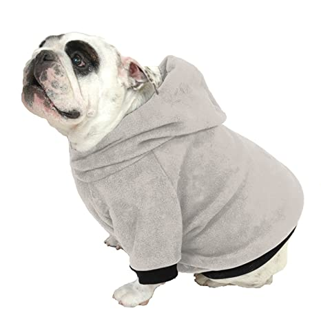 Plus Size Pups English Bulldog Dog Sweatshirts - Sizes Beefy and Bigger  Than Beefy with More Than 20 Fleece Patterns to Choose from!