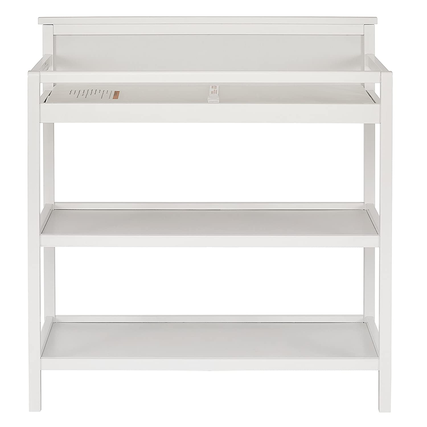 Dream On Me Jax Universal Changing Table, White Dream on Me Dropship 603-W