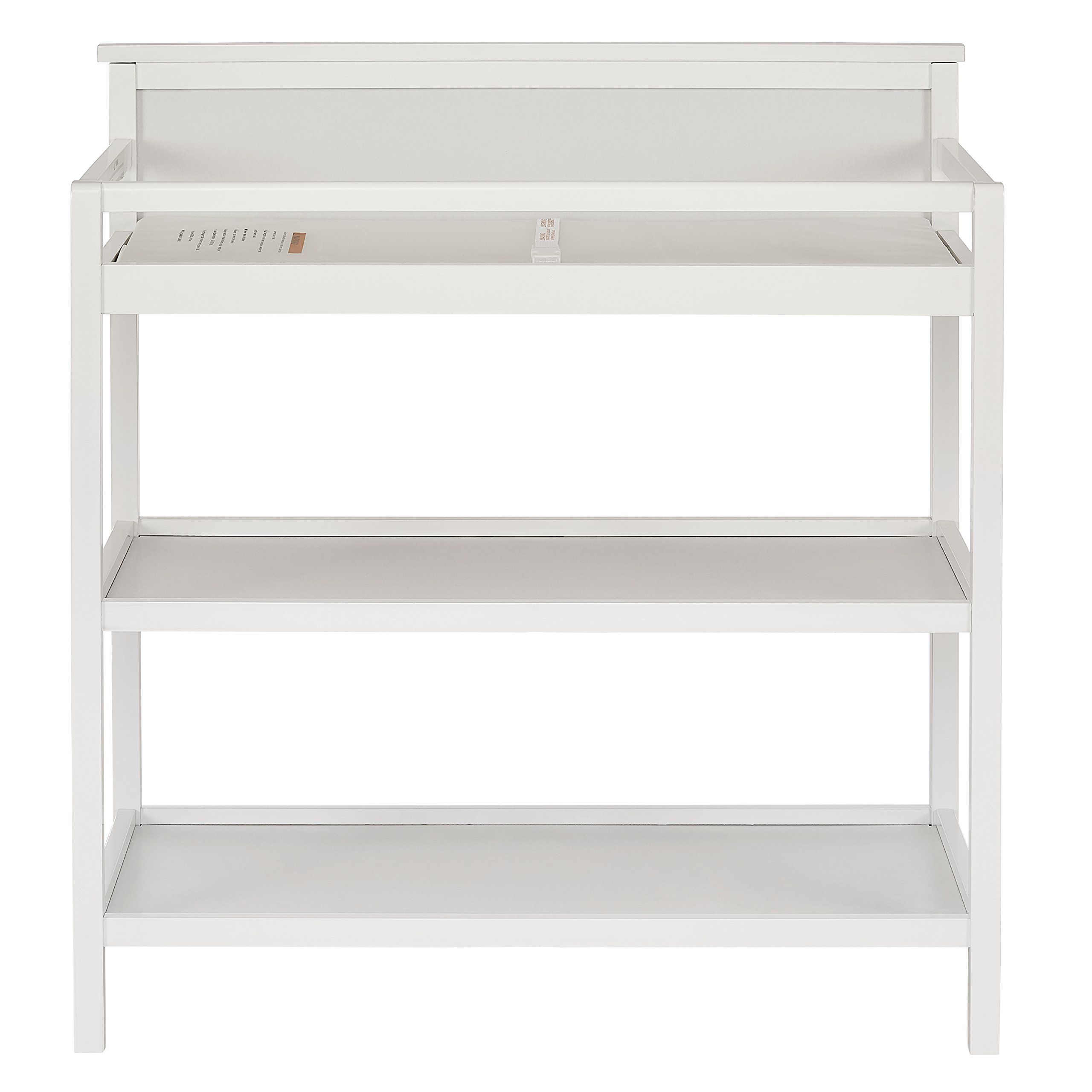 Dream On Me Jax Universal Changing Table, White by Dream On Me