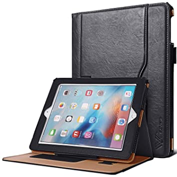 Amazon.com: iPad 2/3/4 Caso, SAVFY [Business Serie] Premium ...