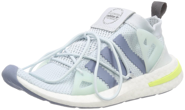 Adidas Arkyn W, Zapatillas de Gimnasia para Mujer 36 EU Azul (Blue Tint S18/Raw Grey S18/Grey Five F17 Blue Tint S18/Raw Grey S18/Grey Five F17)