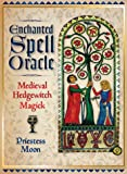 Enchanted Spell Oracle: Medieval Hedgewitch Magick - 44 Full Colour Cards with and 120 page Guidebook