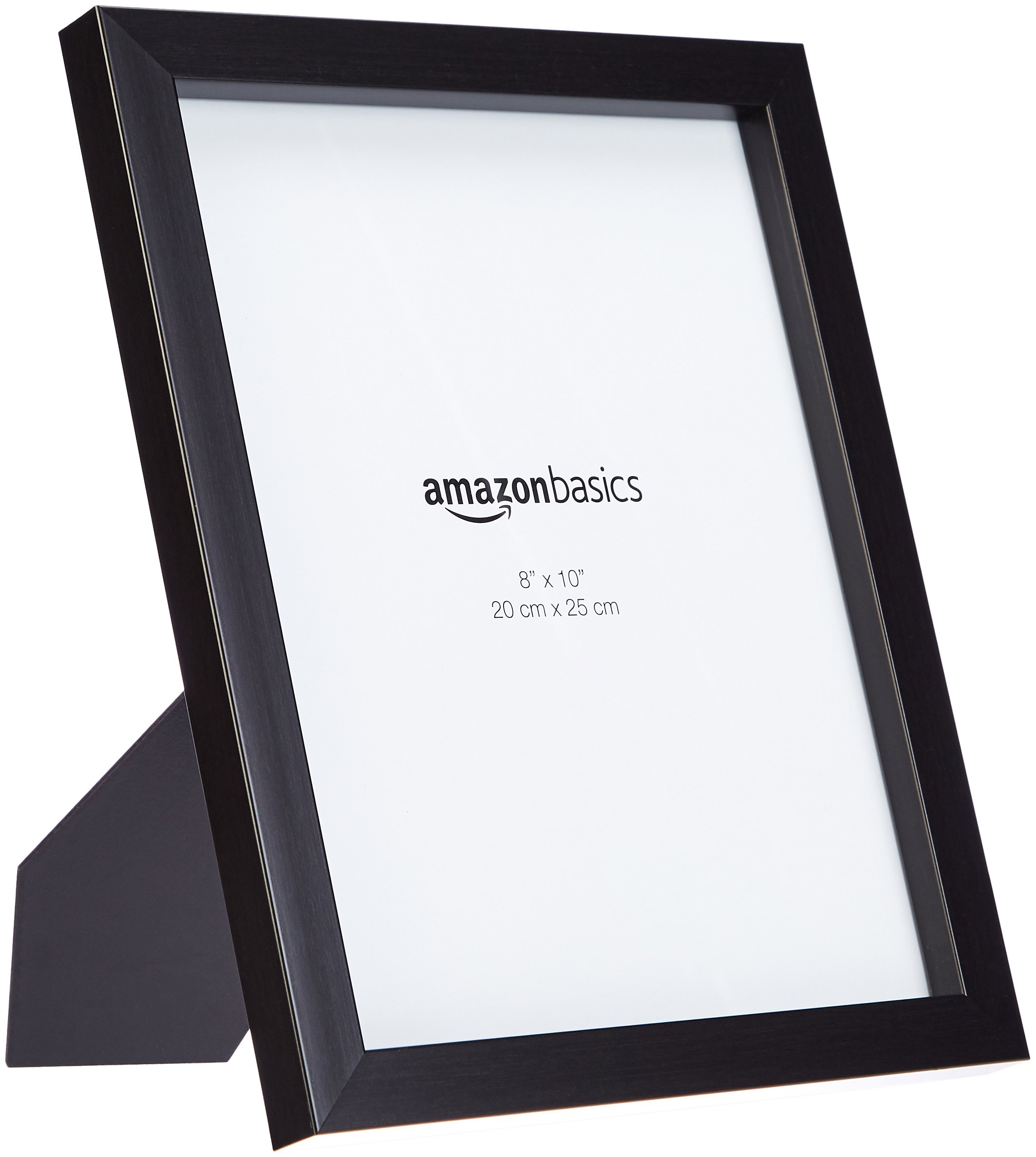 AmazonBasics Photo Picture Frame - 8'' x 10'', Black, 2-Pack by AmazonBasics (Image #4)