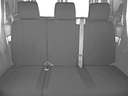 Fine Caltrend Middle Row 60 40 Split Bench Custom Fit Seat Cover For Select Nissan Pathfinder Models Neosupreme Light Grey Insert And Trim Dailytribune Chair Design For Home Dailytribuneorg