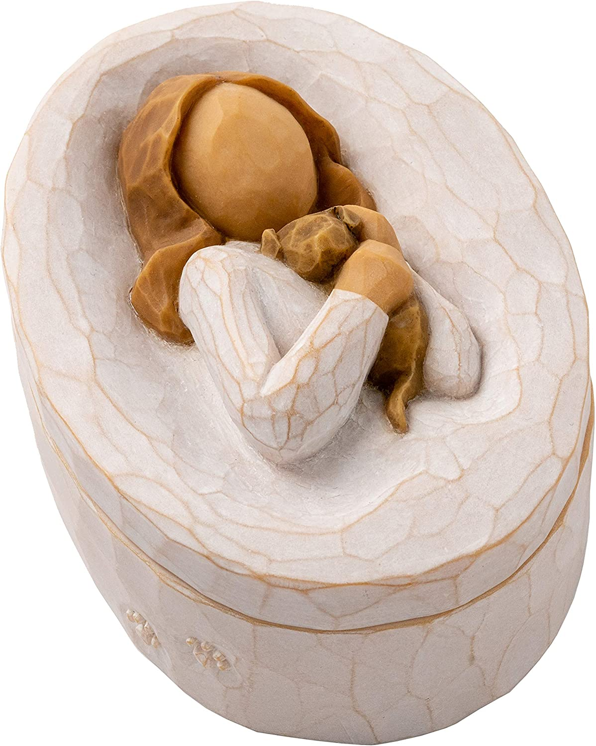 Willow Tree My Friend, Sculpted Hand-Painted Keepsake Box