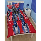 Transformers Single Duvet set - Reversible design