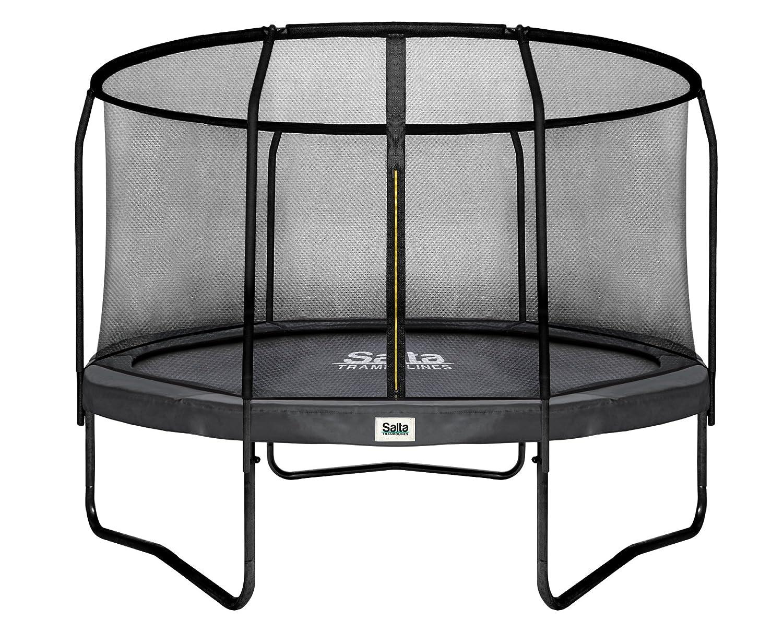 Salta 8 ft 244 cm Premium Edition Combo Trampolin (schwarz)