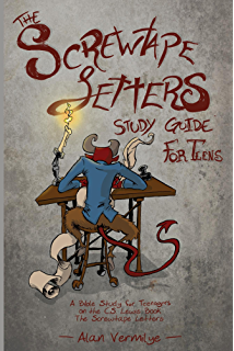 the screwtape letters study guide for teens a bible study for teenagers on the cs