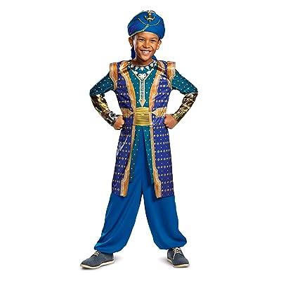 Disney Genie Aladdin Boys' Costume: Toys & Games