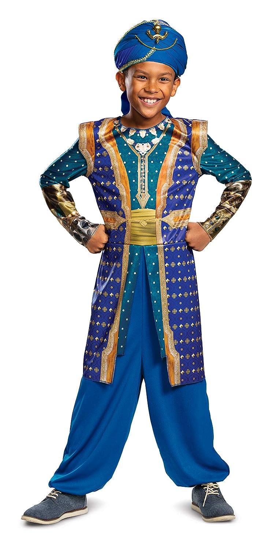 Genie Classic Costume Blue
