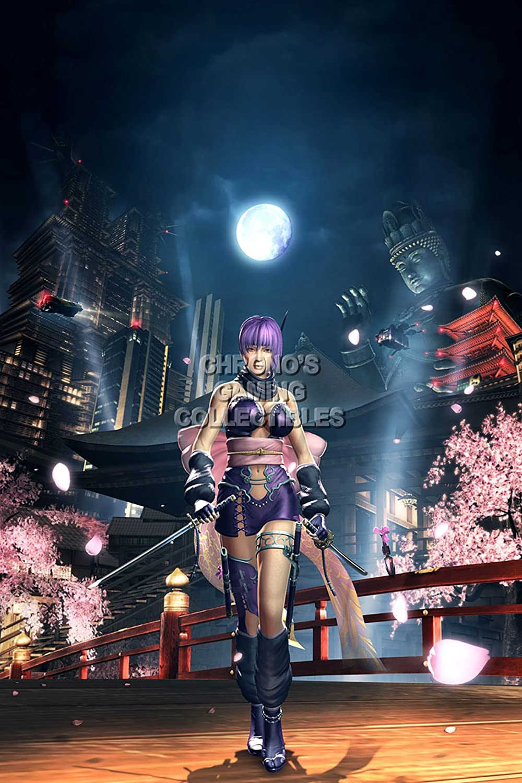 CGC enorme cartel - Ninja Gaiden Sigma II - Ayane PS3 - XBOX ...
