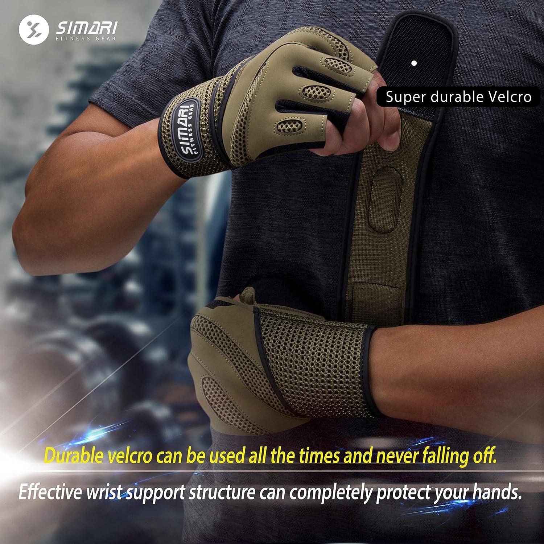 SIMARI Workout-Training Gloves for Men,