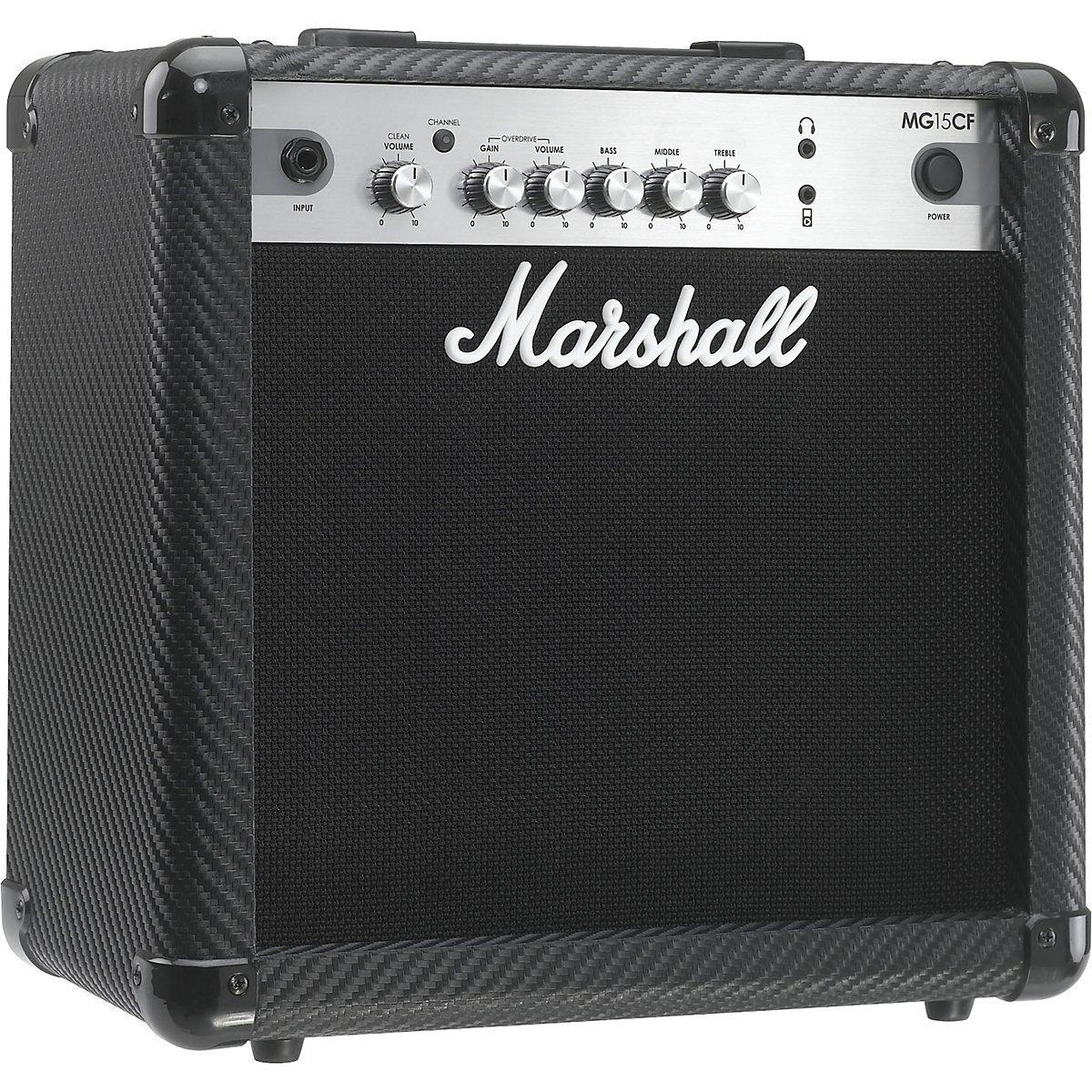 Marshall(マーシャル) 2ch コンボギターアンプ 15W MG15CF B005ODB36S