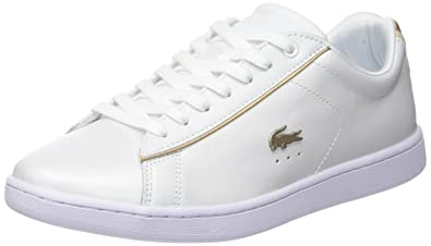 169372bae9 Lacoste Carnaby Evo 118 6 SPW, Baskets Femme: Amazon.fr: Chaussures ...