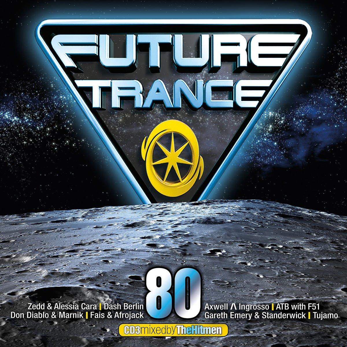 Various Artists-Future Trance 80