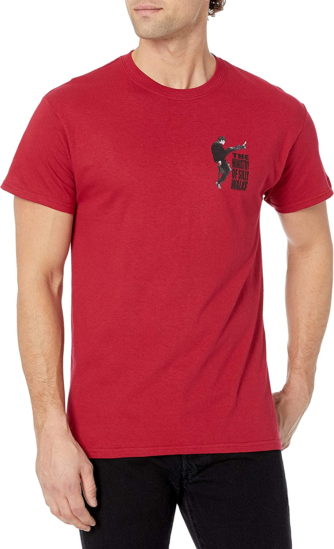 Liquid Blue Men's Monty Python Ministry Of Silly Walks T-Shirt