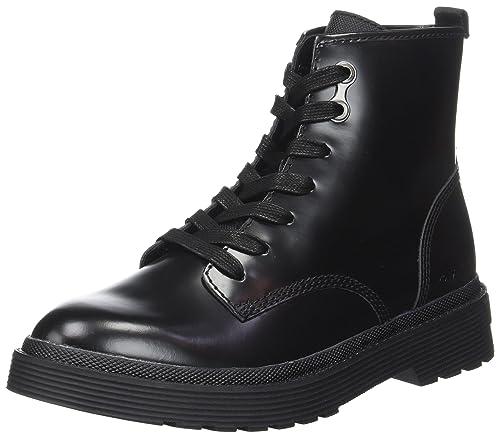Calvin Klein Annie Box Calf, Botines para Mujer: Amazon.es: Zapatos y complementos