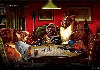 Fantasy Art Rpg Wizard Dog