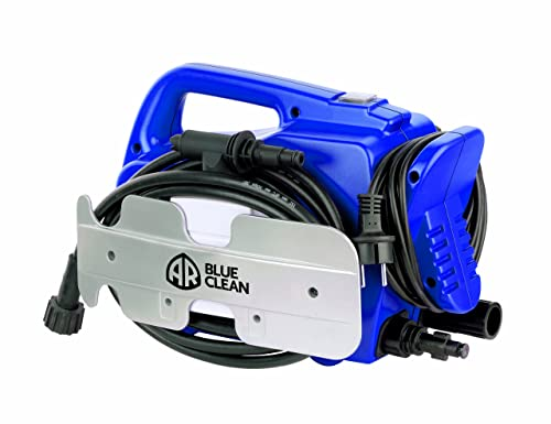 3. AR Blue Clean AR118 1,500 PSI 1.5 GPM Hand Carry Electric Pressure Washer