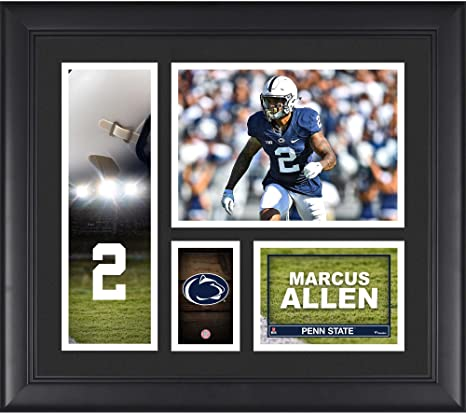 check out a1520 65c07 Marcus Allen Penn State Nittany Lions Framed 15