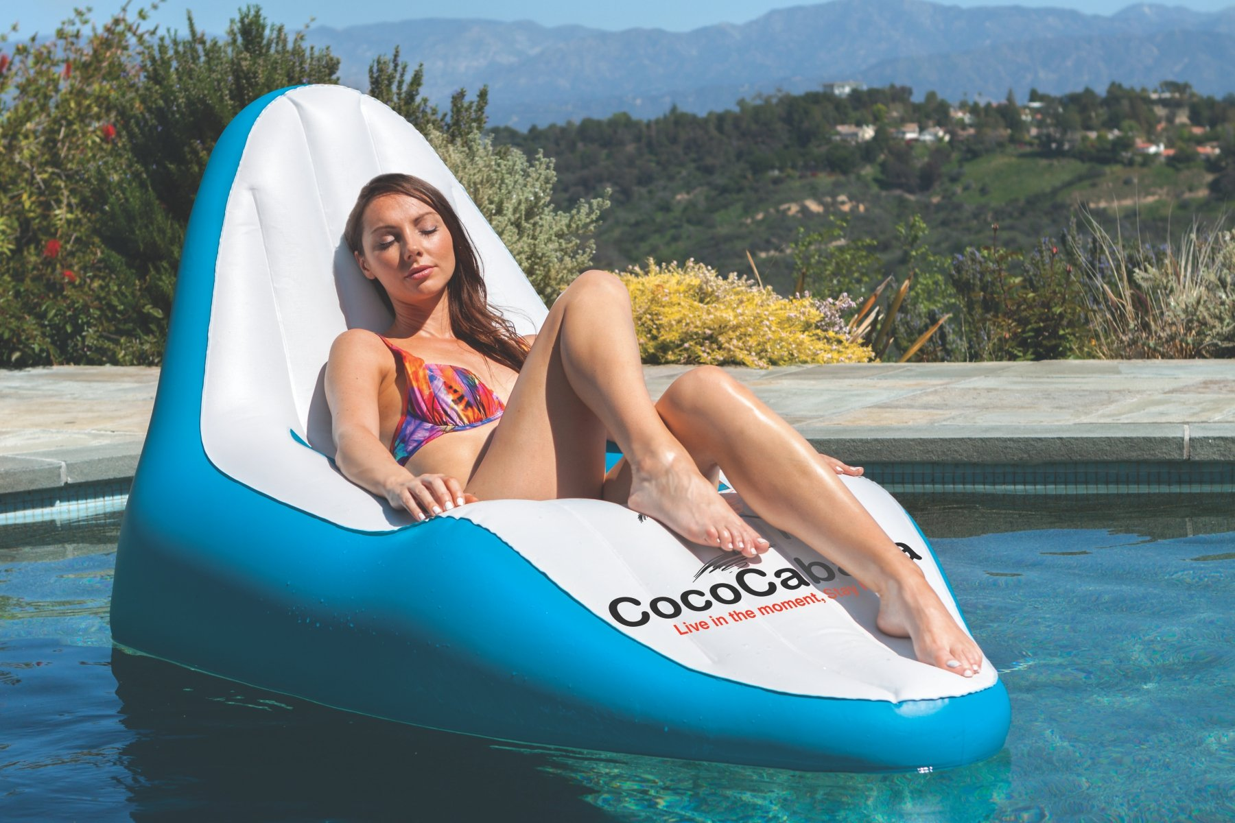 Cococabana Seychelles Chiller Pool Lounger