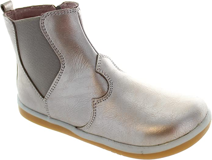 Bobux Size 11.5 Girl's Kp Vault Boot Moten Leather Boots: Amazon.co.uk:  Shoes & Bags