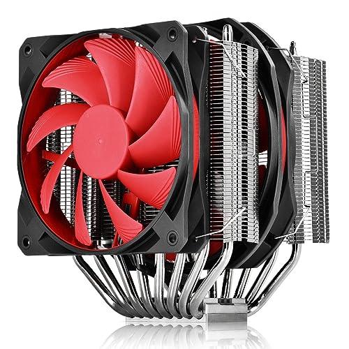 Deepcool CPU Cooler Assassin II, 8 Heat pipes