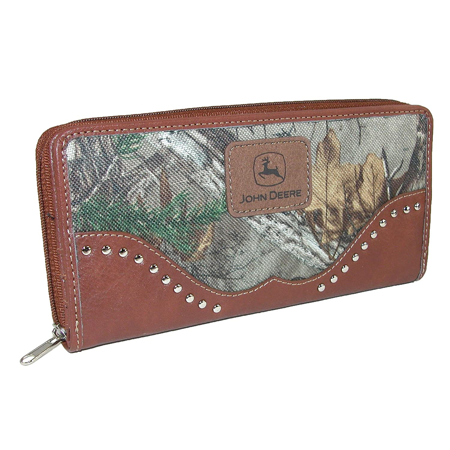 Theft Proof Leather Wallet for Men /& Women RFID Blocking Passport Holder Farm Animals 5 Slots