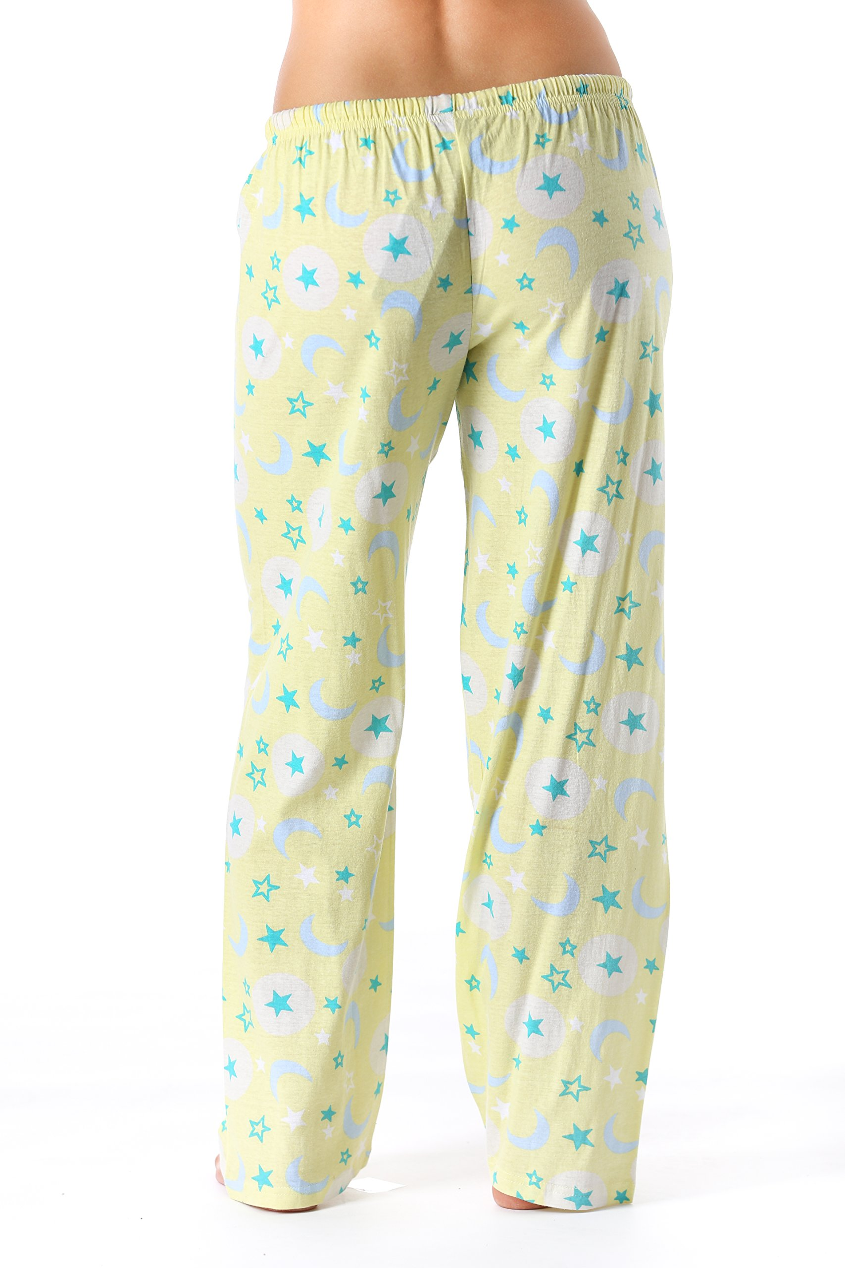 Just Love 6324-10061-S Women Pajama Pants/Sleepwear, Celestial Glow, Small by Just Love (Image #3)