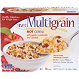 HMR Multigrain Hot Cereal with Apples, Cranberries, and Currants; Single Serve Packets (18 Count)