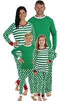 Sleepyheads Green Dot Family Matching Pajama Set