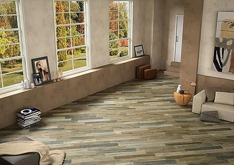 Hansvit cer sp rustico in legno effetto opaco parete pavimento