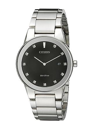 accf2c9907a Amazon.com  Citizen Eco-Drive Men s AU1060-51G Axiom Watch  Watches