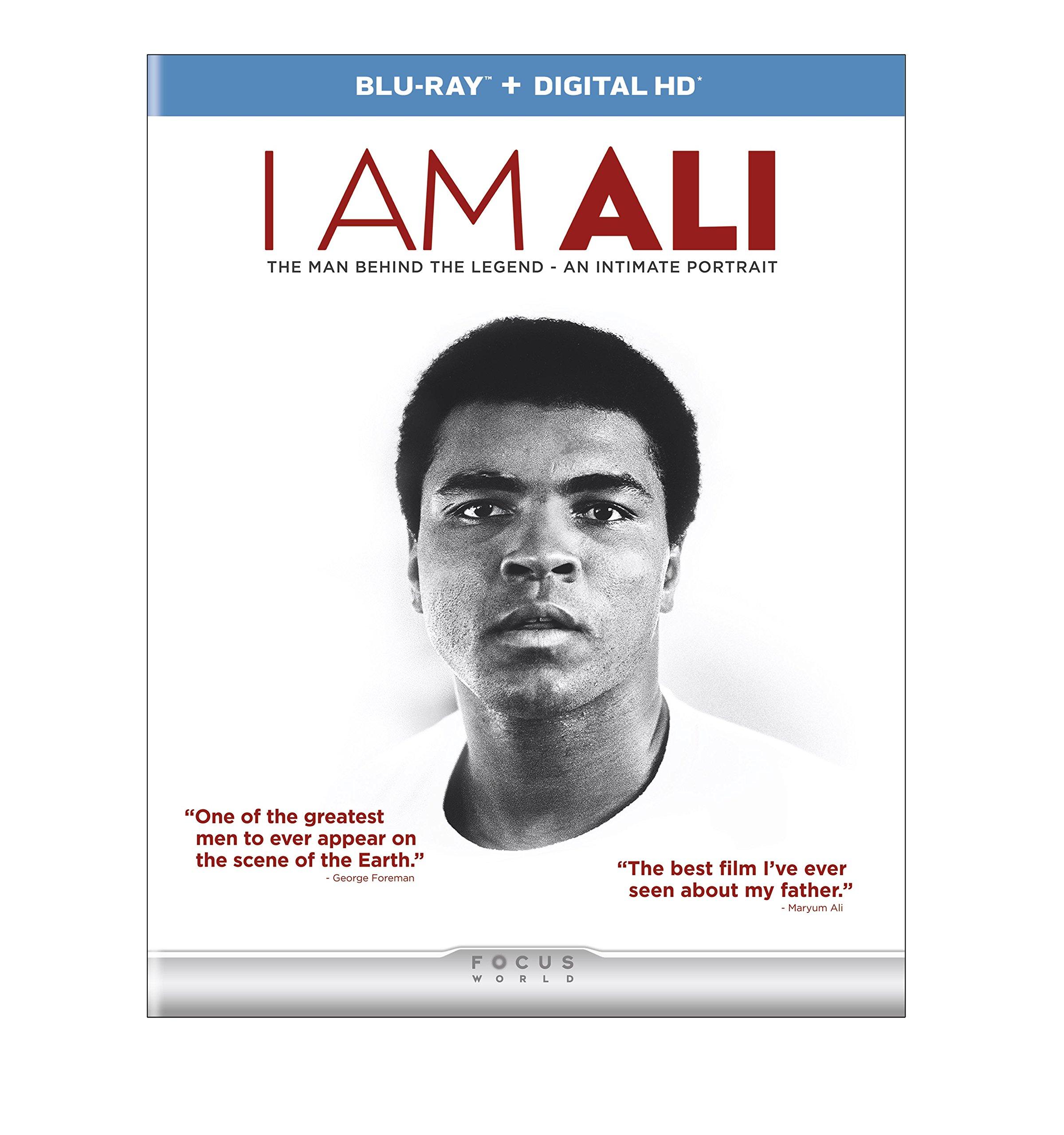 I Am Ali (Ultraviolet Digital Copy, Snap Case, Slipsleeve Packaging, Digital Copy)