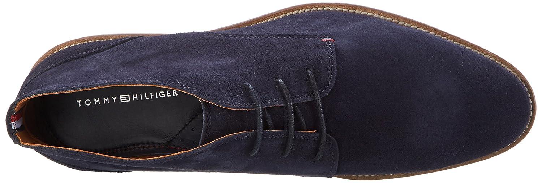 ad27ca3033b516 Tommy Hilfiger Men s D2285aytona 2b Desert Boots  Amazon.co.uk  Shoes   Bags