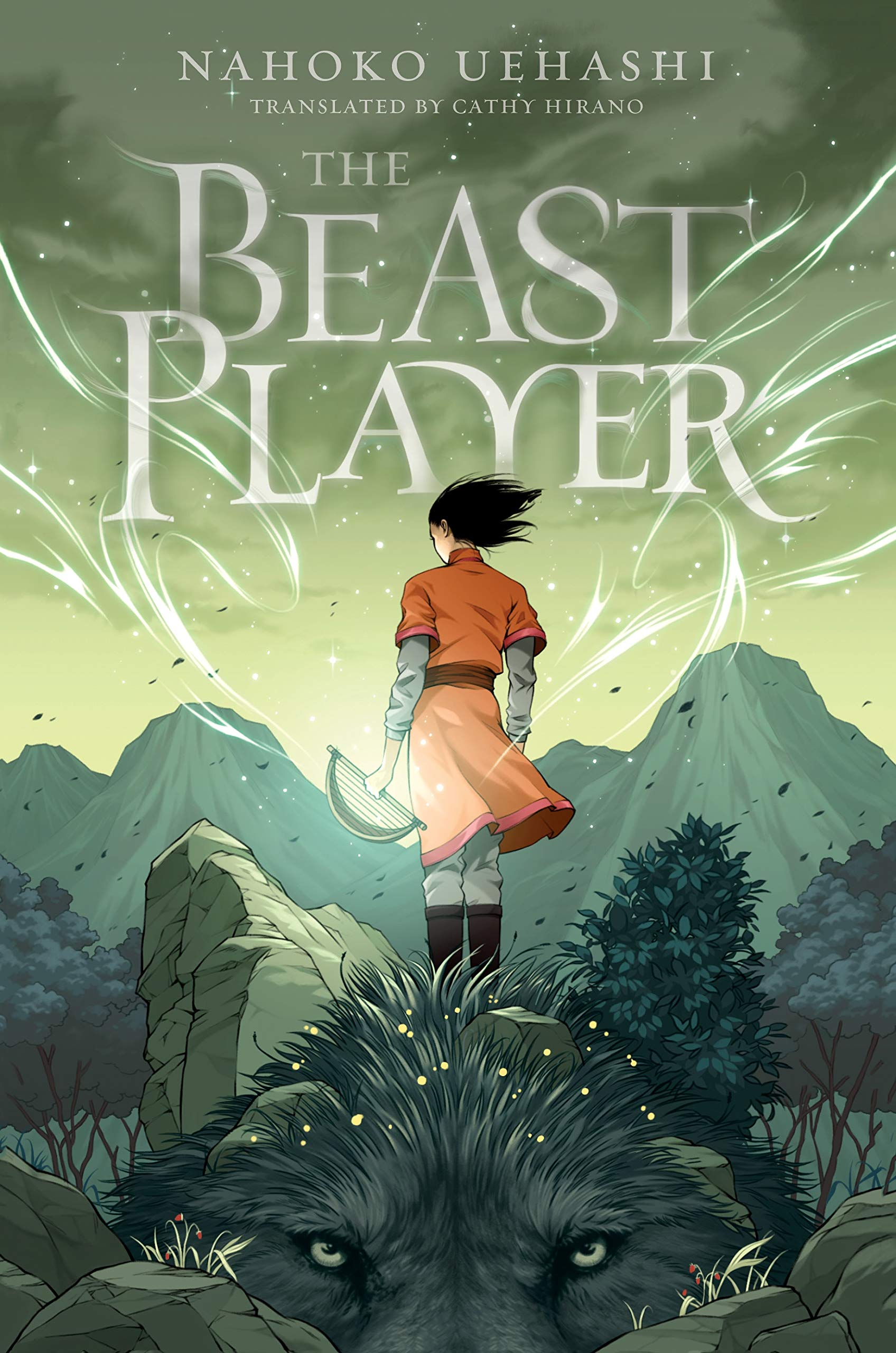 """Image result for The Beast Player by Nahoko Uehashi translated by Cathy Hirano"""""""